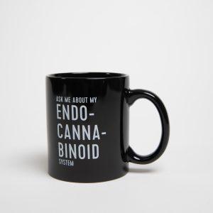 Endocannabinoid mug